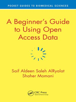 cover image of A Beginner's Guide to Using Open Access Data